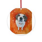 Mr. Neville Ornament (Round)