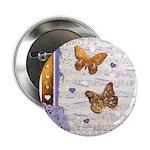 Gold butterflies purple collage 2.25