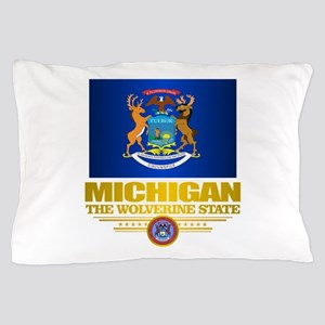 Michigan Pride Pillow Case