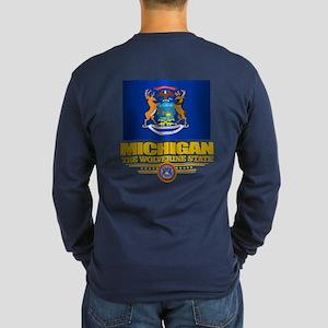 Michigan Pride Long Sleeve T-Shirt