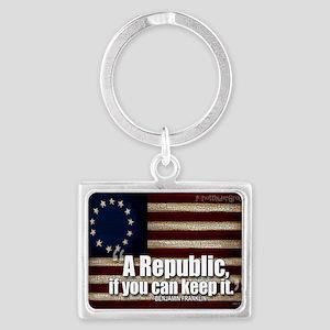 A Republic Keychains