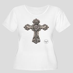 Cross Live Plus Size T-Shirt
