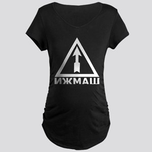 IZHMASH Maternity Dark T-Shirt