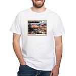 '65 Carousel Park White T-Shirt