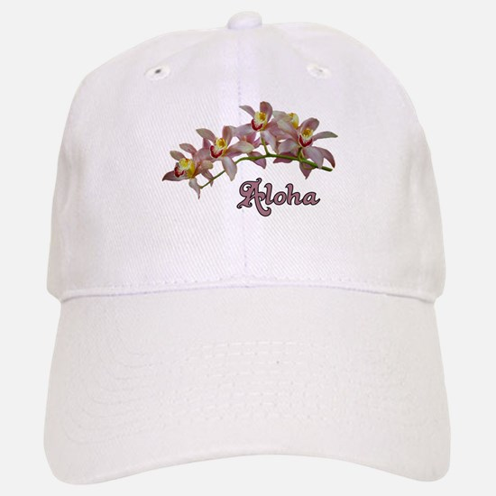 Aloha Flowers Baseball Baseball Baseball Cap