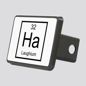Ha Laughium Element Rectangular Hitch Cover