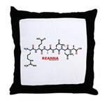 Reanna molecularshirts.com Throw Pillow