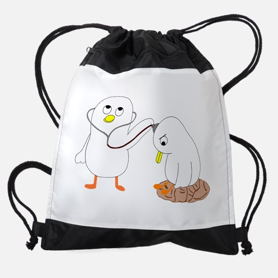 Psychiatrist Drawstring Bag