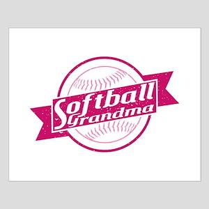 Softball Grandma Posters