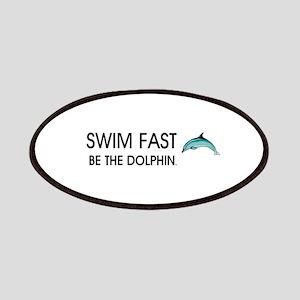 TOP Swim Slogan Patch