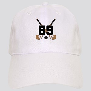 Field Hockey Number 89 Cap