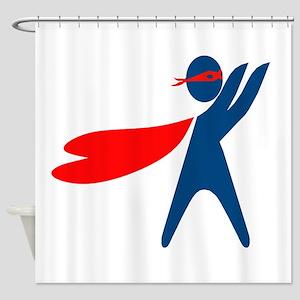 CASA Hero Shower Curtain
