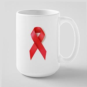 Aids T-Shirts World AIDS Day Large Mug
