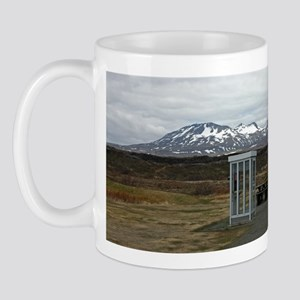 Only In Iceland Mug
