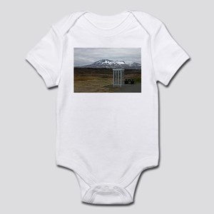Only In Iceland Infant Bodysuit