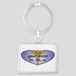 Personalized Nurse Keychains