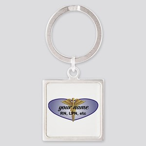 Personalized Nurse Keychains