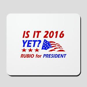 Political Designs Mousepad