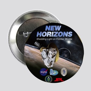 "New Horizons Program Logo 2.25"" Button"