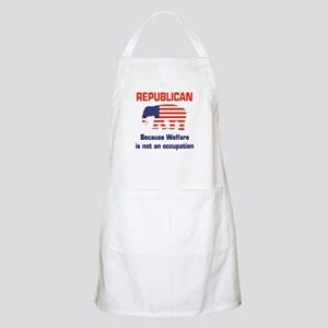 welfareoccupation Apron