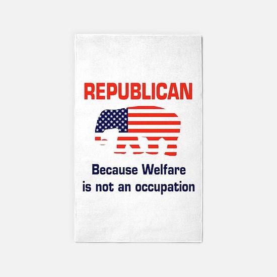 welfareoccupation.png 3'x5' Area Rug