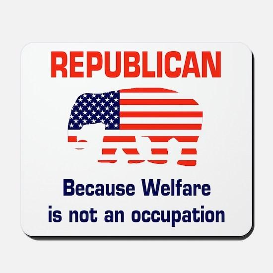 welfareoccupation.png Mousepad