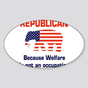welfareoccupation Sticker