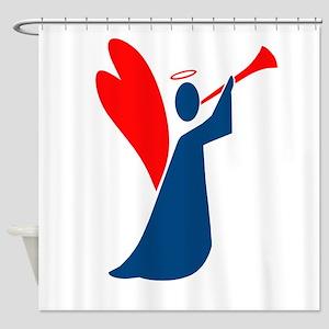 CASA Angel Shower Curtain