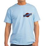 Hemingray Standard Logo Light T-Shirt