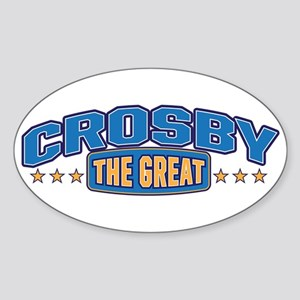 The Great Crosby Sticker
