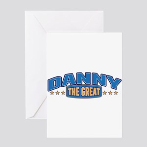 The Great Danny Greeting Card