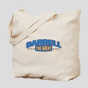The Great Darrell Tote Bag