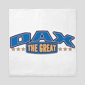 The Great Dax Queen Duvet