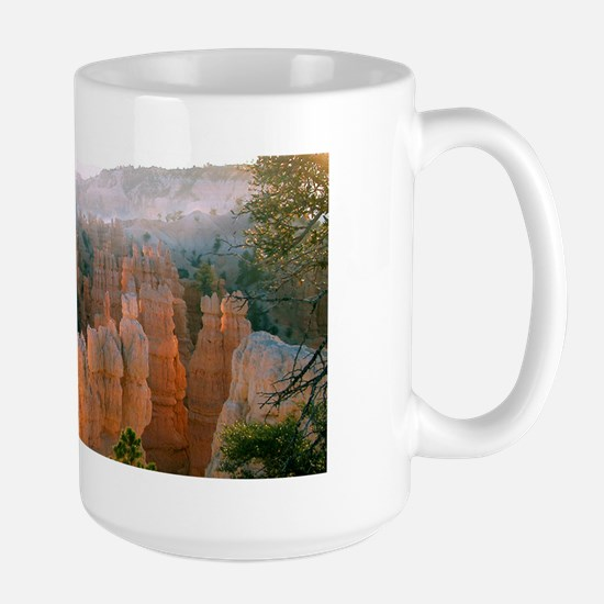Bryce Canyon pan 5 Large Mug