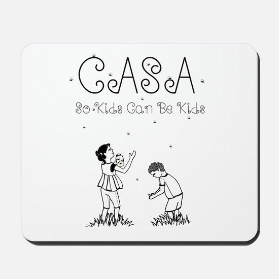 CASA Fireflies Mousepad