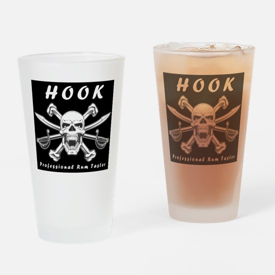 Jolly Roger Hook Professional Rum Taster Glass