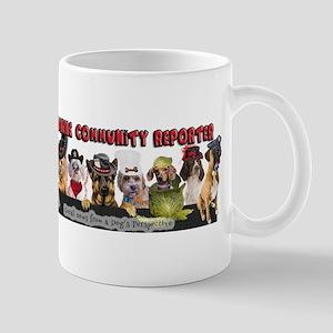 caninecommunityreporternews2 Mug