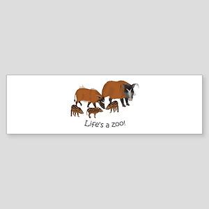 RRH family Sticker (Bumper)