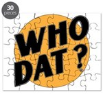 RETRO WHO DAT 1983 Puzzle