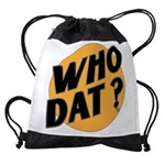RETRO WHO DAT 1983 Drawstring Bag