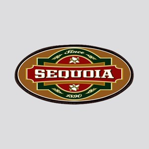 Sequoia Old Label Patches