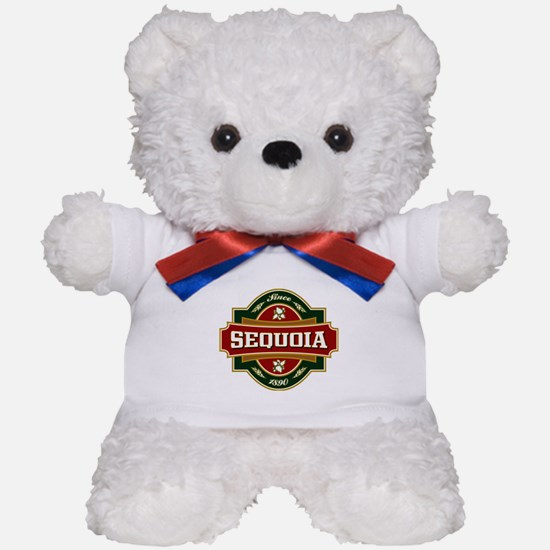 Sequoia Old Label Teddy Bear