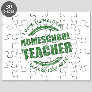 Homeschool Teacher Humor Puzzle