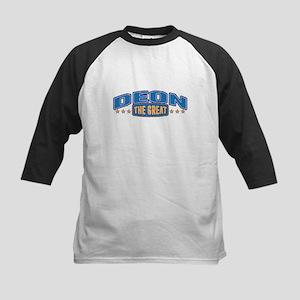 The Great Deon Baseball Jersey
