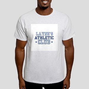 Layne Ash Grey T-Shirt