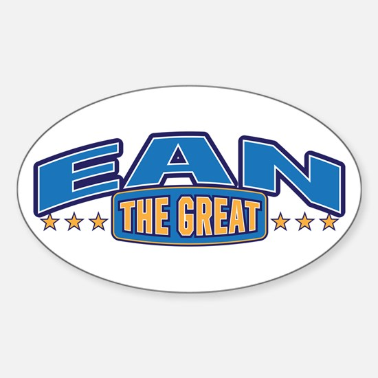 The Great Ean Decal