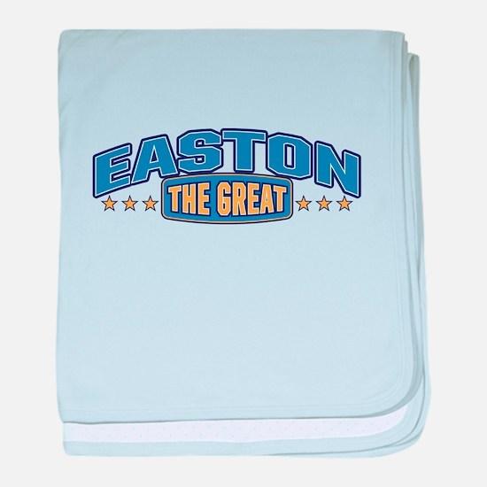The Great Easton baby blanket