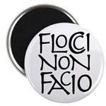 Flocci Non Facio Magnets