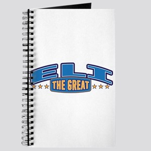 The Great Eli Journal
