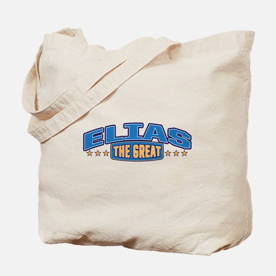 The Great Elias Tote Bag